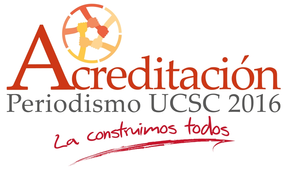 Logo Acreditación Periodismo 2016